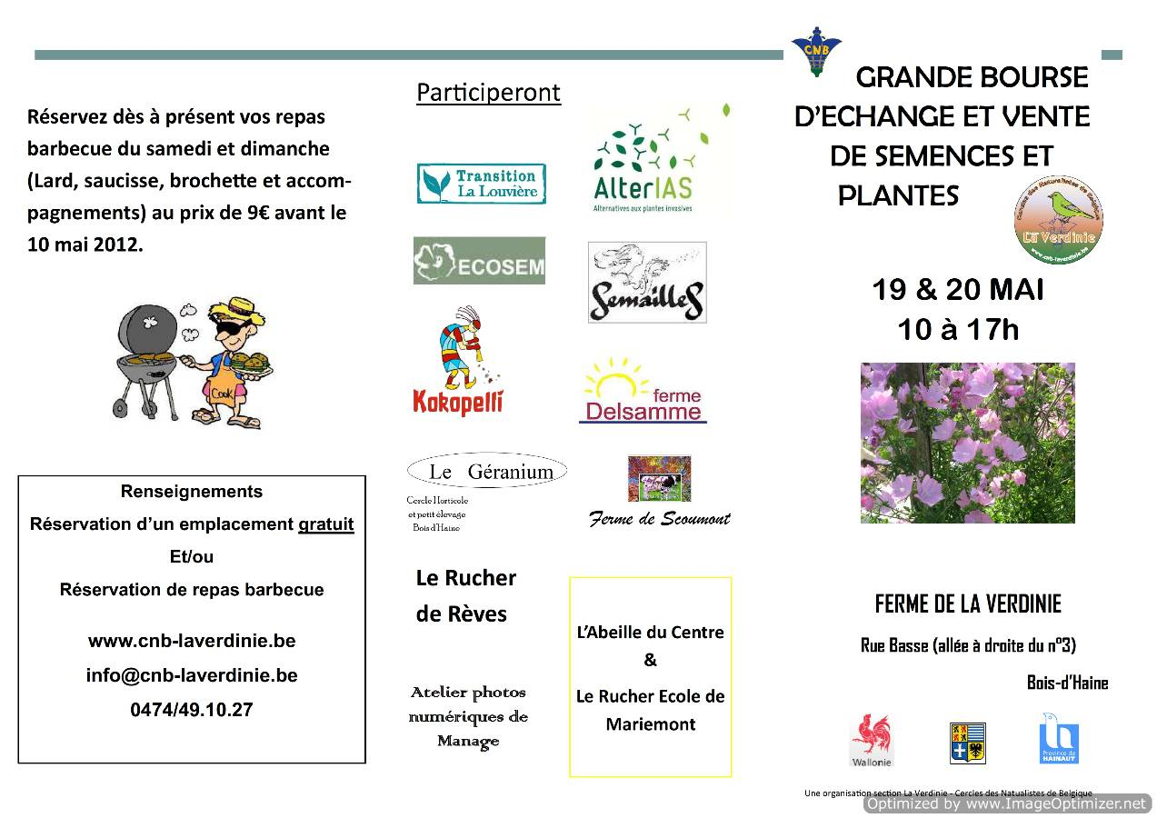 Grande Bourse aux plantes. Brochure_page1