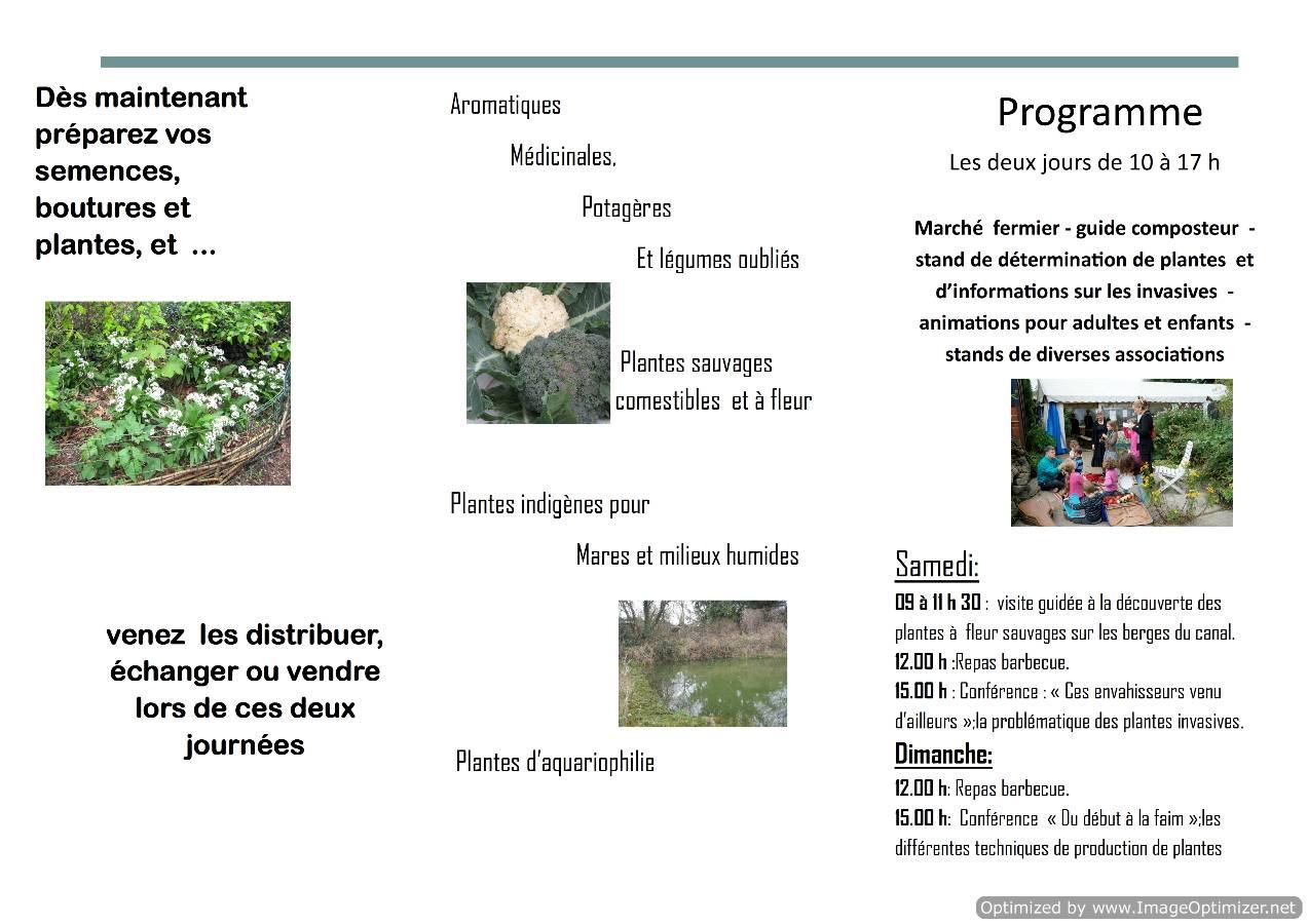 Grande Bourse aux plantes. Brochure_page2